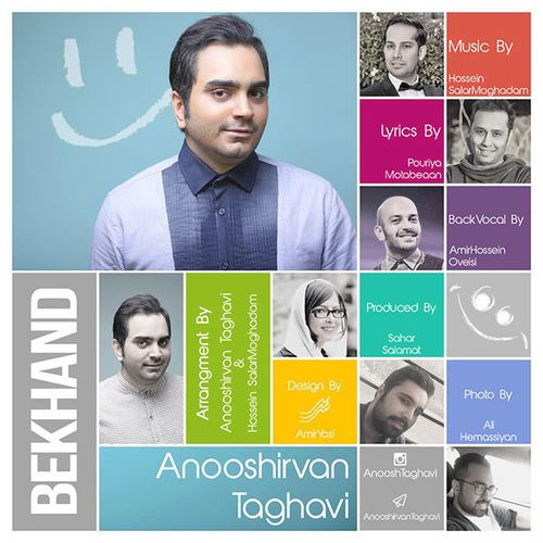 Download New Music Anooshiravan Taghavi - Bekhand