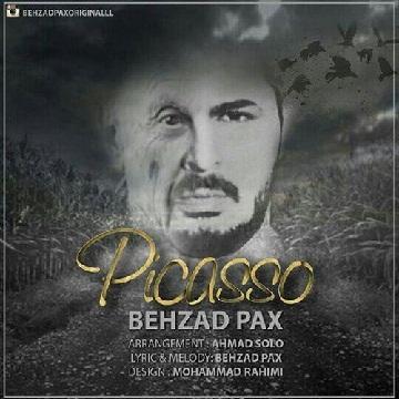 دانلود آهنگ جدید بهزاد پکس پیکاسو