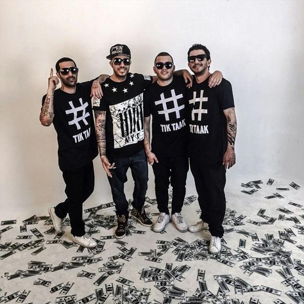 دانلود ورژن جدید آهنگ تیک تاک پنجشنبه