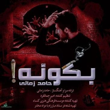 دانلود موزیک ویدیو جدید حامد زمانی بگو نه