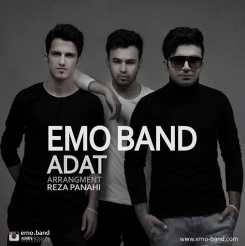 دانلود آهنگ جدید Emo Band عادت