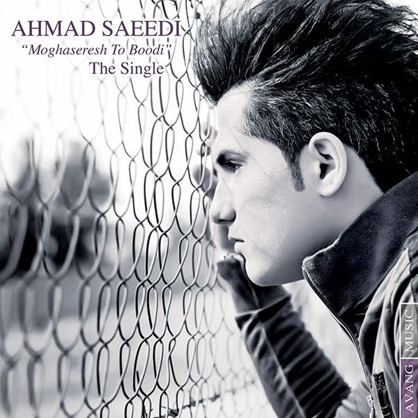دانلود آهنگ مقصر تو بودی از احمد سعیدی