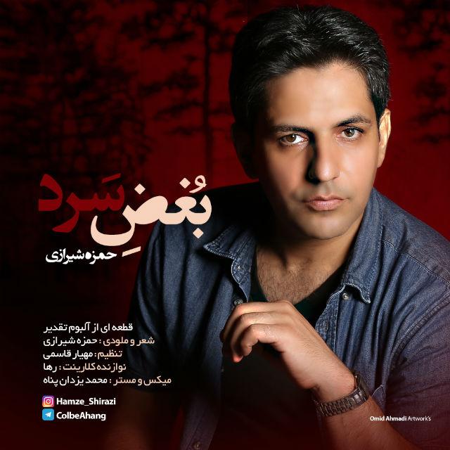 دانلود آهنگ جدید حمزه شیرازی بنام بغض