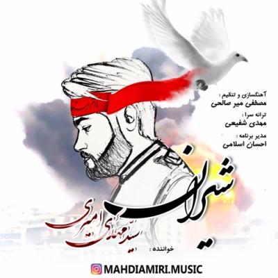 دانلود آهنگ جدید و زیبای سید مهدی امیری به نام شیران