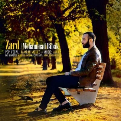 دانلود آهنگ جدید محمد بیباک زرد