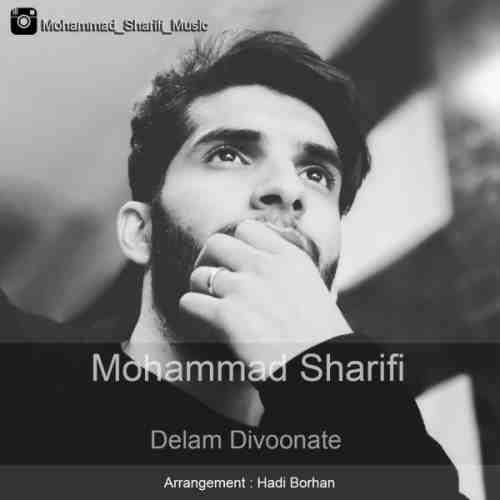 دانلود آهنگ جدید محمد شریفی به نام دلم دیوونته