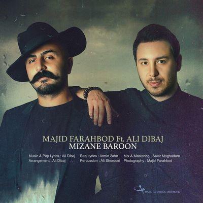 دانلود آهنگ جدید مجید فرهبد و علی دیباج میزنه بارون